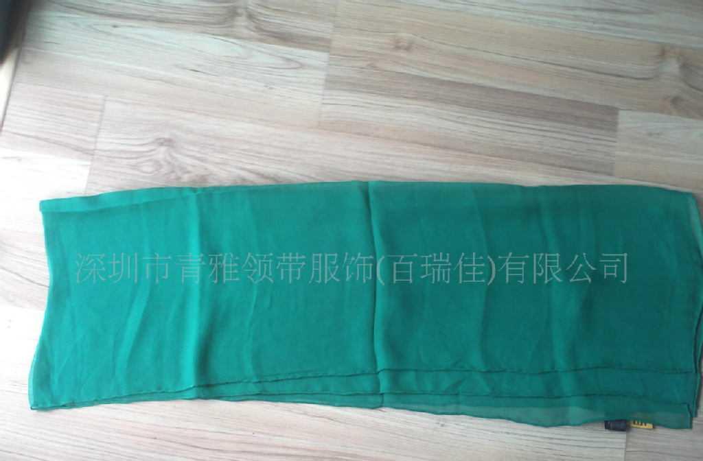 围巾韩版印花丝巾 绝美复古纹仿真丝围巾