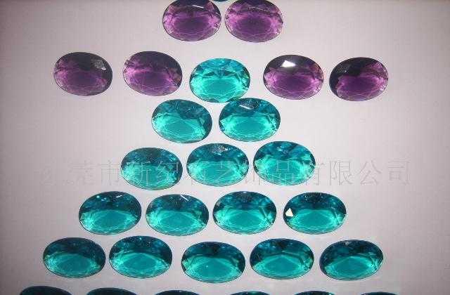 供应玻璃,水晶,人造宝石,稀土玻璃,半宝,宝石,