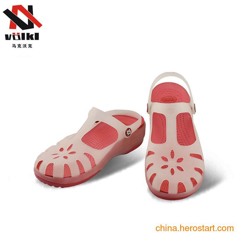 供应2012年新款变色沙滩鞋莎娜SARA