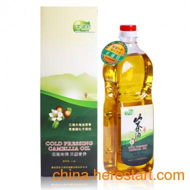 供应一级山茶油1.6L精品包装