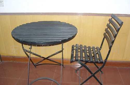 创意仿古家居用品酒店可折叠韩式多功能床桌椅茶几新滢材质工艺品
