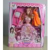 供应厂家直销 新款004系列 芭比娃娃彩盒套装 女孩喜爱的礼物