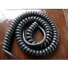 供应工程机械拖链螺旋电缆