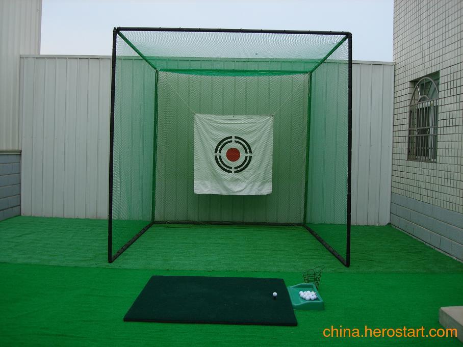 供应高尔夫挥杆练习打击笼