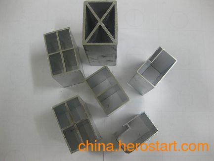 供应超硬度丝印网框铝合金型材