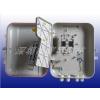 供应塑料16芯光分路器箱