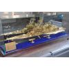 供应青岛纯铜质军事礼品舰船模型
