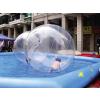 供应游乐设备充气玩具水上乐园水上滚球
