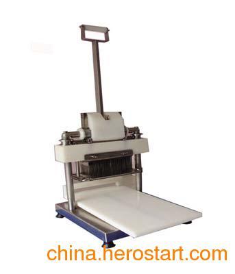 供应北京希恩断筋机嫩肉机牛肉嫰化机手动断筋机