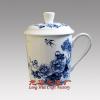供应青花瓷陶瓷茶杯 景德镇瓷器茶杯 陶瓷茶杯