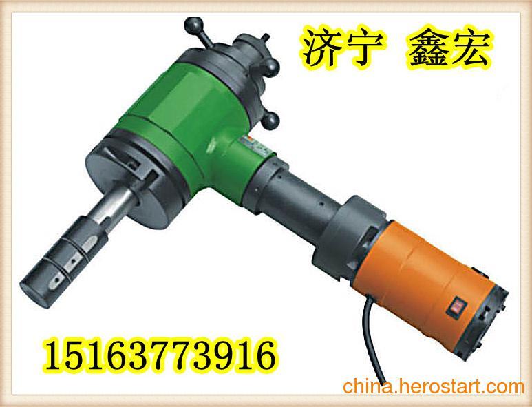供应电动管板坡口机