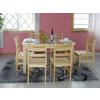 供应专业松木家具制造厂家、徐州松木家具、餐厅松木家具