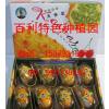 供应新鲜水果批发、火参果(火星果)的包装设计