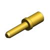 供应大电流电动汽车充电插头插座高电流重载电源连接器接插件