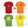 供应青岛广告t恤衫,各种文化衫定做加工