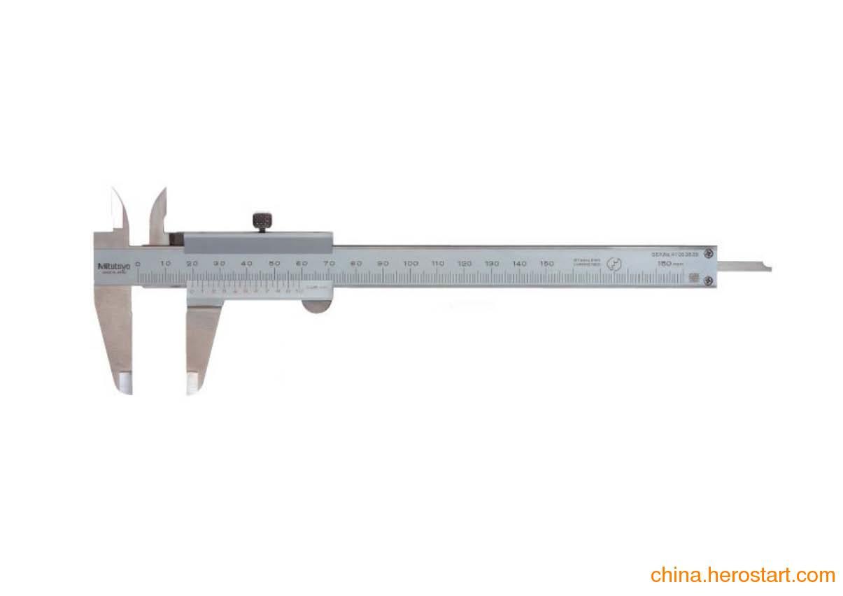 供应日本三丰游标卡尺|530-312|0-150mm|0.02mm|三丰刻度尺Mitutoyo