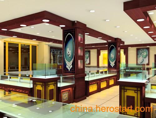 供应武汉商场水晶制品柜台设计定做