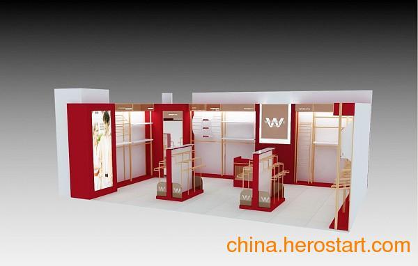 供应武汉商场时尚眼镜展示柜设计定做