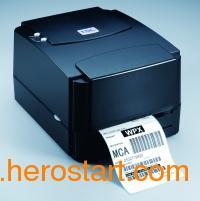 供应TSC TTP-243E Plus小型商业条码打印机