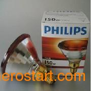 飞利浦230V150WPAR3红外线灯泡feflaewafe