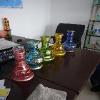 销售嘉隆香水玻璃瓶,膏霜瓶,精油瓶,花露水瓶,瓶盖