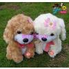 供应st2厂家直销 玩具 甩头玩具 音乐电动玩具 毛绒可爱甩头狗狗玩具