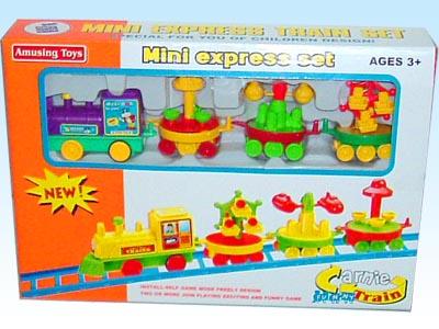 供应玩具电动乐园轨道火车