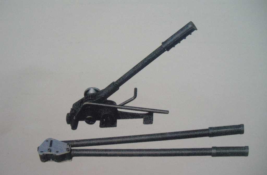 供应 手动KZL/S式钢带打包机