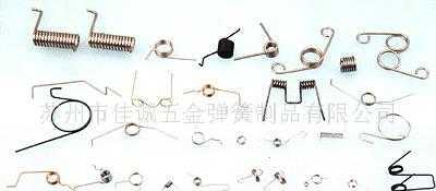 专业生产各类弹簧