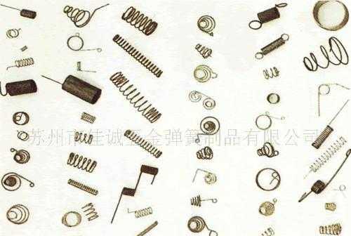 专业生产各种精密弹簧,物美价廉,真诚合作!(图)