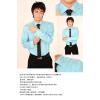 供应条纹T恤_型牌3个尺寸即可网上定制男士品牌服装