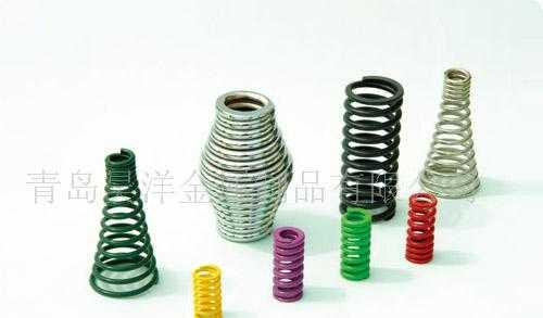 供应城阳弹簧专业生产厂--青岛昊洋工艺品弹簧厂