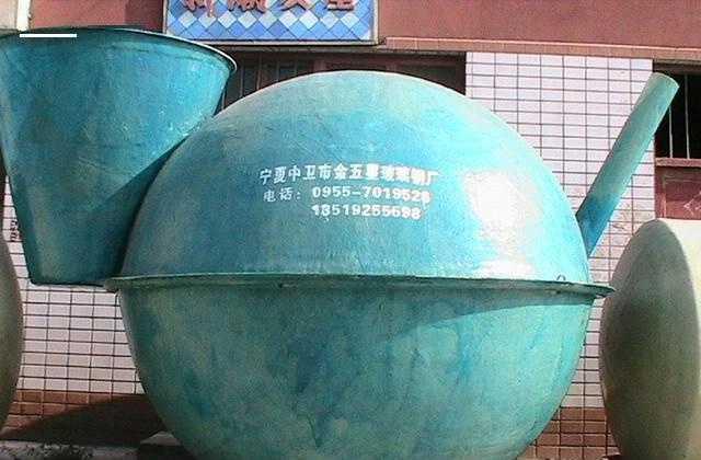 出售玻璃钢沼气模具 模具设备