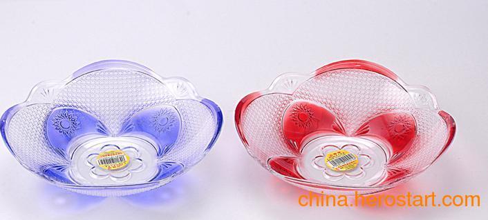 供应亚克力果盘塑料水果盘