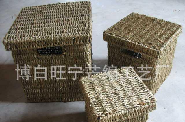 博白县旺宁芒编工艺品有限公司位于中国编织工艺品之都的博白县城,是一家生产型的自营进出口企业,专业生产编织工艺产品,公司下设博白县旺宁芒编工艺品厂。产品选用自然天然材料,运用传统的手工编织技术精巧加工,款式新颖、集实用性、观赏性、收藏性于一体,可广泛用于家庭、办公、商业场地、酒店、会议展厅等场所的摆设,具有一定的实用价值和收藏价值。主要产品有:(镀金、镀银、喷漆等)铁线制品、藤制品、竹制品、纸布制品、棉布制品、珠饰等3000多种产品。公司秉着:重合同、.